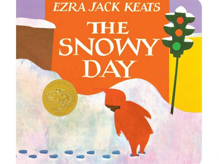 BABY AND TODDLER: The Snowy Day