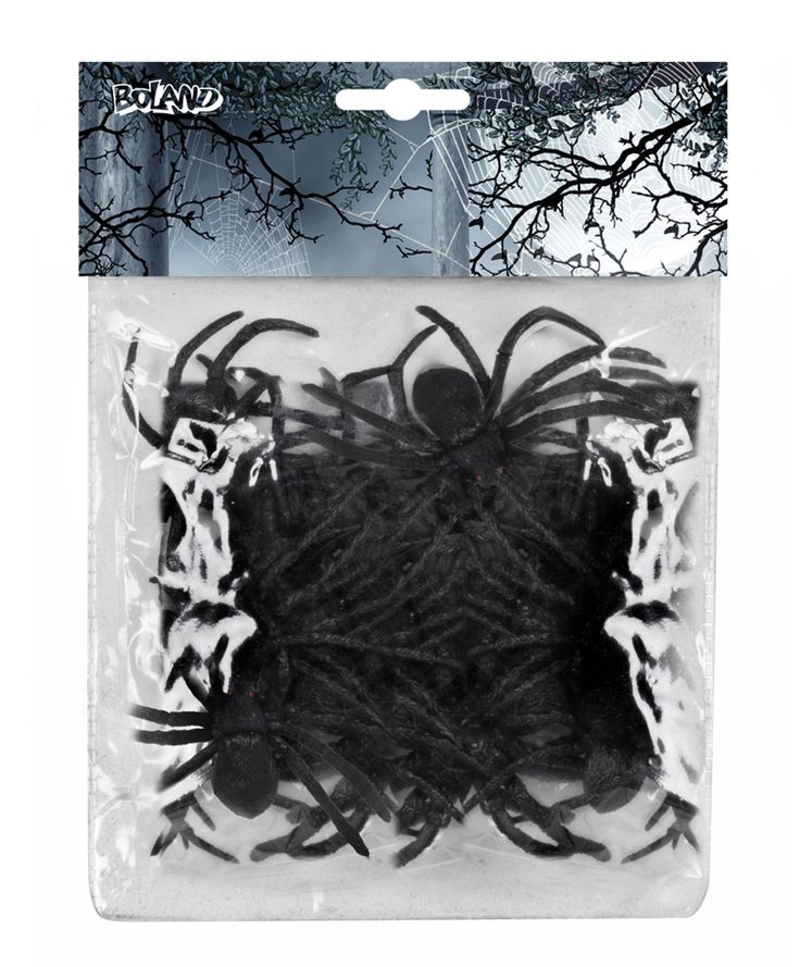Mustat hämähäkit