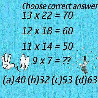 132 best Maths Puzzles images on Pinterest | Math puzzles brain ...