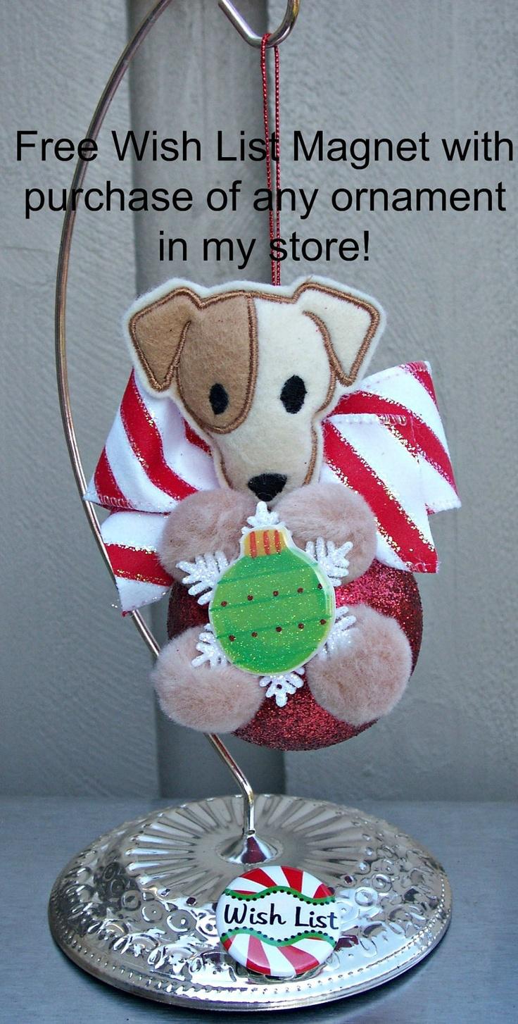 58 best dog ornaments images on pinterest dog ornaments