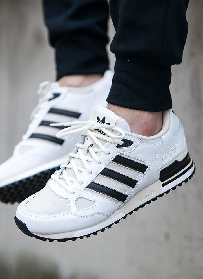 adidas Originals ZX 750: White/Black