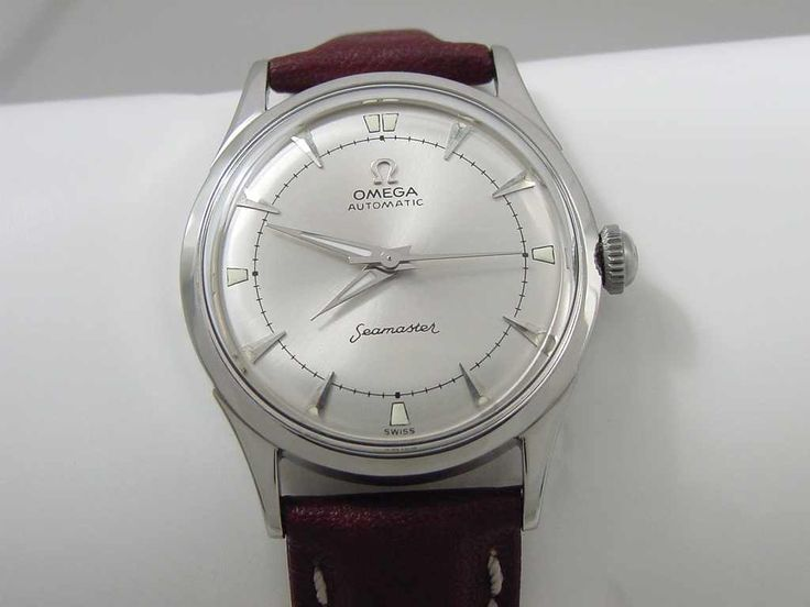 1952 OMEGA SEAMASTER AUTOMATIC VINTAGE MENS WATCH