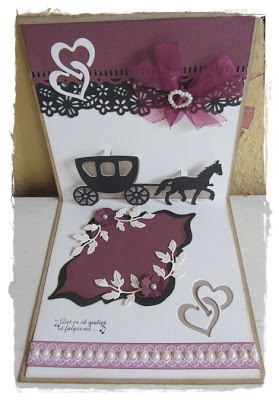 Hobbygårdens blog - Pop-up card
