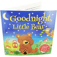 Goodnight Little Bear - I Love You This Much by Igloo Books | Cheap 10 Kids Books for only £10! at The Works