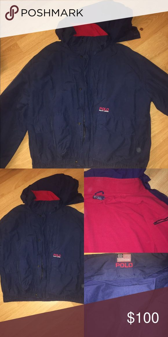 Ralph Lauren Polo This is a very RARE Polo jacket!  Size large/medium! Polo by Ralph Lauren Jackets & Coats Ski & Snowboard