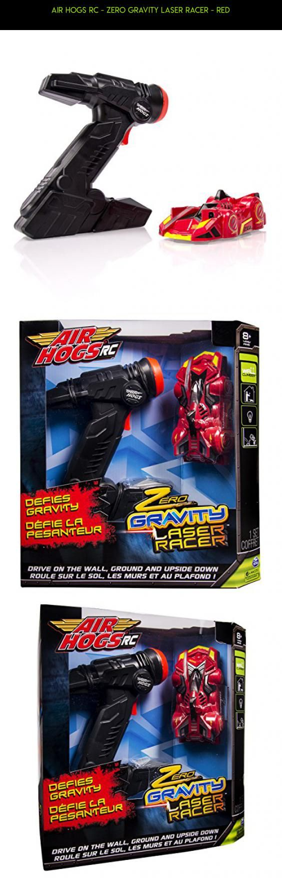 Air Hogs RC - Zero Gravity Laser Racer - Red #gadgets #hogs #technology #parts #tech #air #drone #kit #shopping #racing #products #fpv #plans #camera