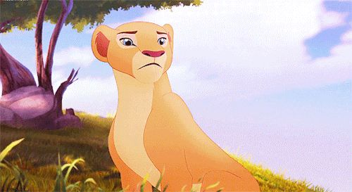 The Lion Guard Nala
