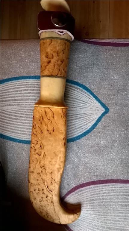 Kniv hantverk masur på Tradera.com - Jaktknivar och jaktverktyg | Jakt |