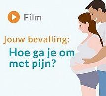 Promoot de film bevallingspijn op uw website - Koninklijke Nederlandse Organisatie van Verloskundigen (KNOV)