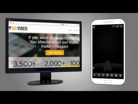 WiFi Mouse App Explainer Video -- AppGoVideo.com