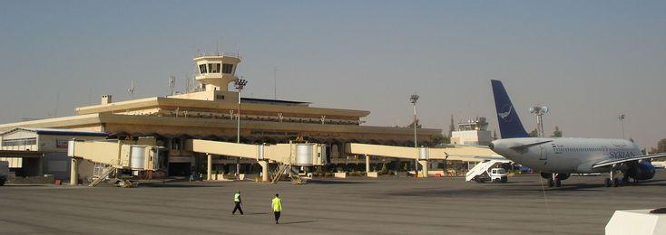 Aleppo International Airport