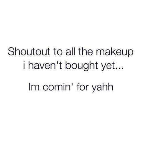My mom doesnt let me wear make up!?