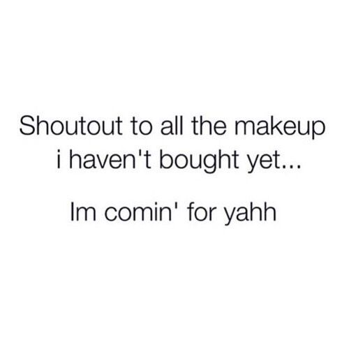 Ms. Makeup Addict Wanna see more ? Then follow @Bonitadestiny