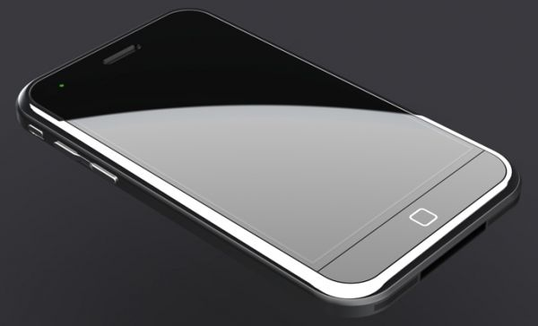 iPhone 5 Concept Rumour Photos