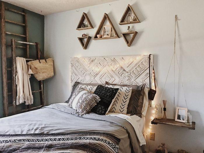 Dormitorio Matrimonio Rustico Blanco : ▷ 1001 ideas sobre cómo decorar una habitación con encanto casa