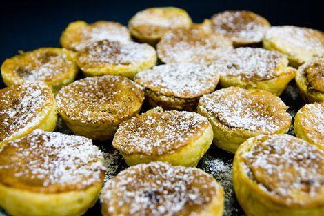 Queijadas de Feijao (Portuguese Sweet Bean Pastry) - Easy Portuguese Recipes