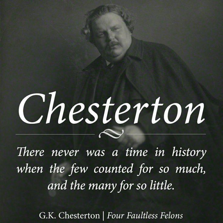 Gk Chesterton Quotes Prepossessing 172 Best Quotes  Gkchesterton Images On Pinterest  Gk