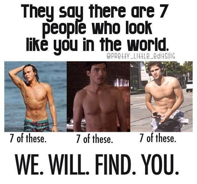 We. Will. Find. You. - Caleb, Ezra and Toby - Pretty Little Liars