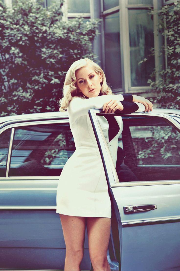 Ellie Goulding Evening Standard