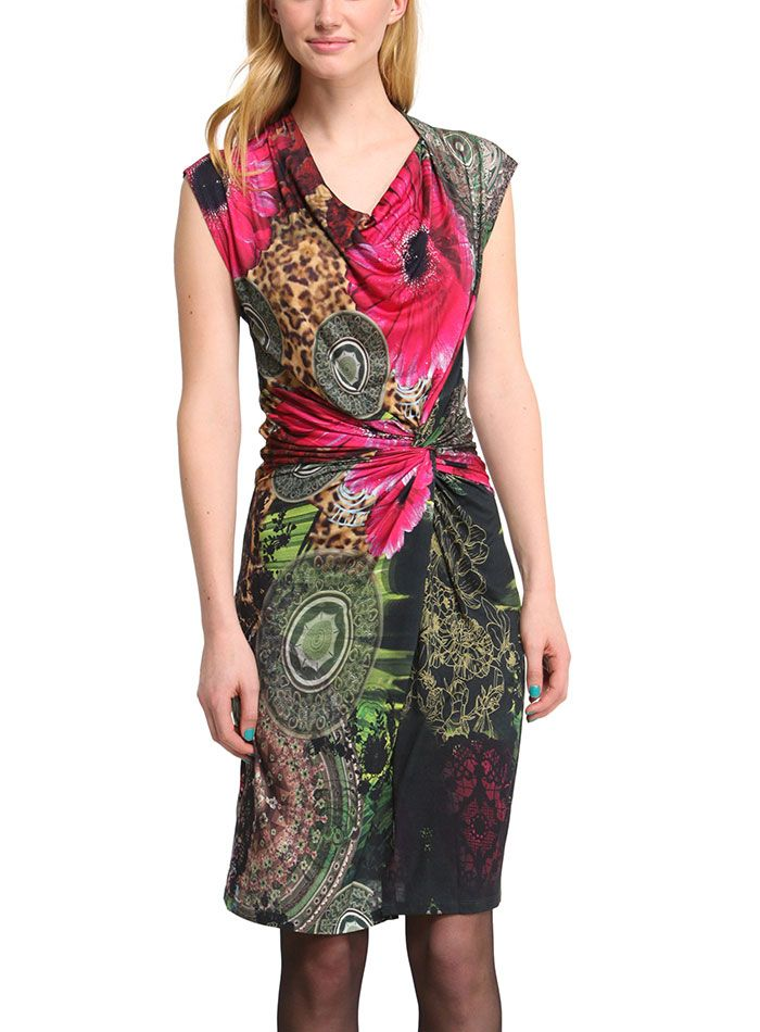 DESIGUAL Vestido ANGI - 89,00€ :