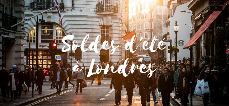 Envie d'une virée shopping à Londres? Alors que les soldes d'été commencent aujourd'hui en France, elles ont démarré il y a environ deux semaines ici! Si vous souhaitez savoir où aller pour faire les boutiques et réaliser de bonnes affaires, foncez lire notre nouvel article! ☀️🛍👗👖👠👜
