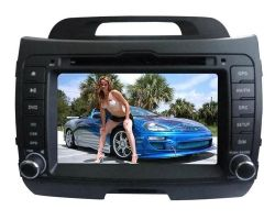 Auto DVD Radio with GPS Navigation ISDB-T for 2011 Kia Sportage