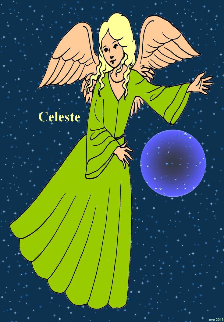 Engelkarte Teresa