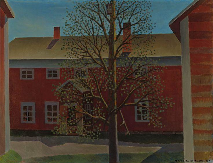 VEIKKO VIONOJA Yard in Ilmajoki (1970)