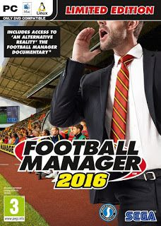 here new news new.blogspot.com: Football Manager 2016 ( limited edition )