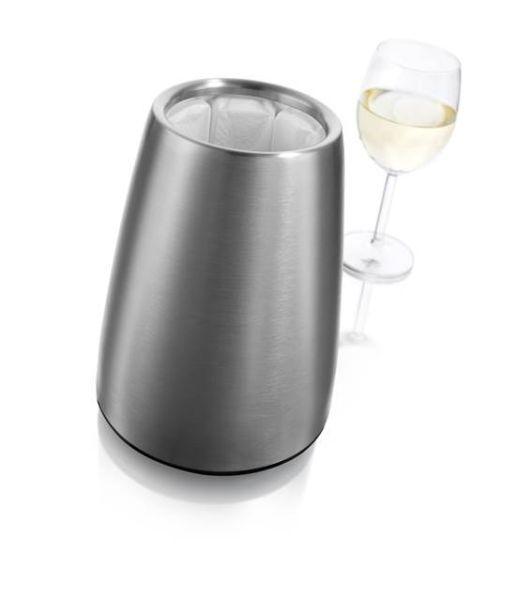 VacuVin Wijnkoeler Elegant RVS Bestellen? Wijnkoelers Online
