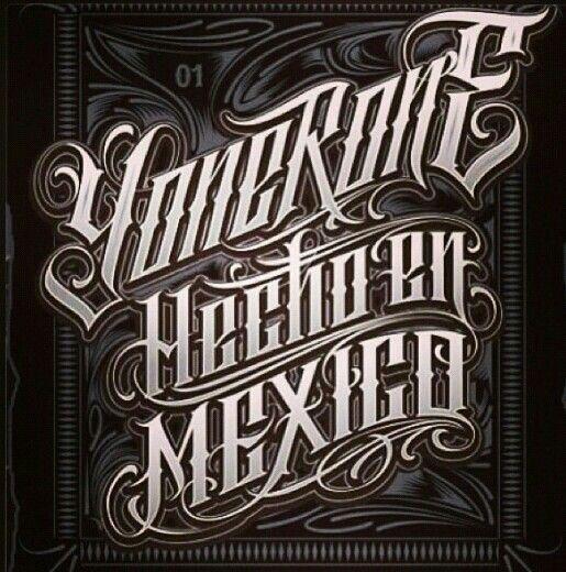 Oltre 1000 Idee Su Chicano Lettering Su Pinterest