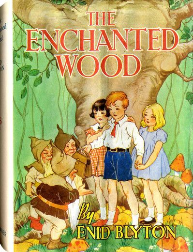 #ReadOfTheWeek Name of the Book: The Enchanted Wood Author: Enid Blyton Publisher: Egmont  Age group: 6 + A peek in the book: When Joe, Beth and Frannie move into a new home, they discover a mysterious wood on their very doorstep. Soon, they discover that it's actually an Enchanted Wood, and home to a wonderful Faraway Tree. Inside the Enchanted Wood, they make all kinds of unusual new friends, including Moon face, Silky the fairy and the hard-of-hearing Saucepan Man, and soon find…