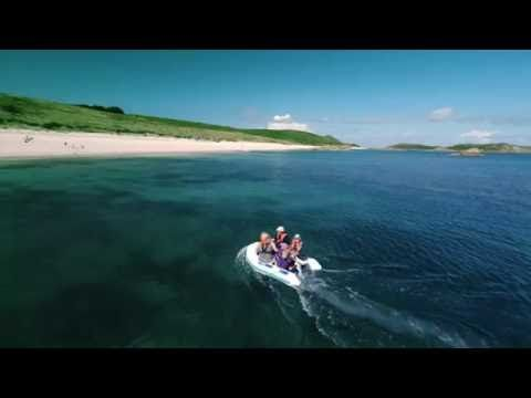 Karma St Martin S Isles Of Scilly Cornwall A Subtropical Island White Sand Beaches And Crystal Clear Seas Redefines The Luxury European