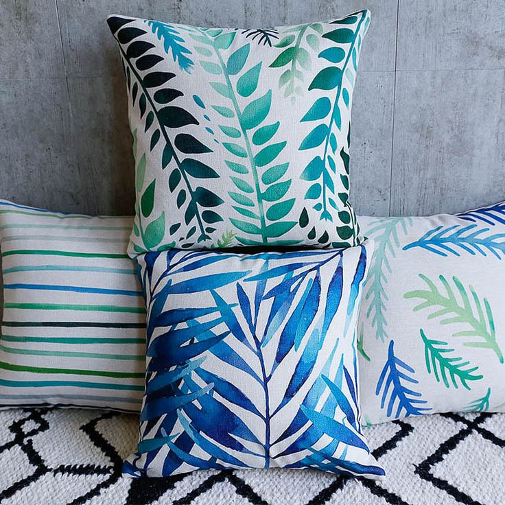 Find More Cushion Cover Information about Cotton Linen Green Cushion Covers Branch Modern Style Home Decorative Art Sofa Throw Pillow Cases on Couch Car Housse Coussion,High Quality cushion cover,China throw pillow cases Suppliers, Cheap green cushion covers from WK HomeTextiles Store on Aliexpress.com