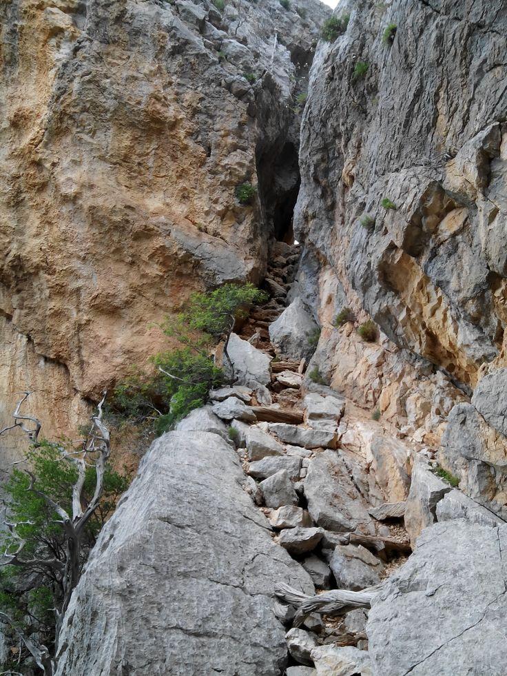Monte Tiscali
