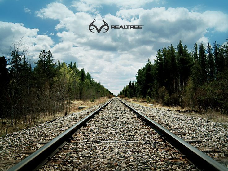 Realtree Wallpaper | Country | Pinterest | Train Tracks, Track and ...