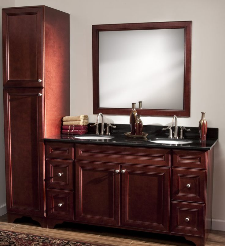 Bathroom Vanities and Cabinets   cherry avalon rta bathroom cabinets  vanities. 17 Best ideas about Wholesale Bathroom Vanities on Pinterest