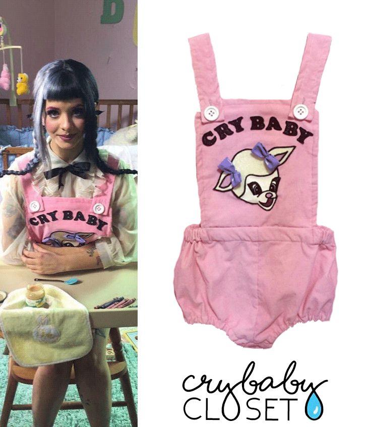 Melanie In Cry Baby Music Video 2016stella Rose Lamb