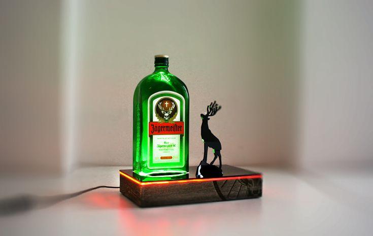 Jägermeister Bottle Glorifier