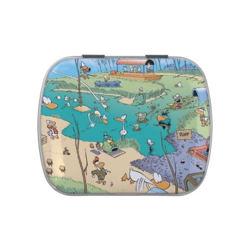 A complete view of the entire Swamp with all the characters and antics going on. $9.31