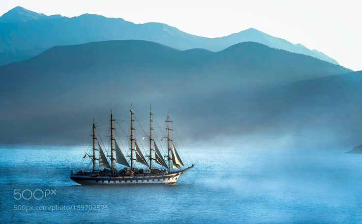 Popular on 500px : Royal Clipper by RainerJunker