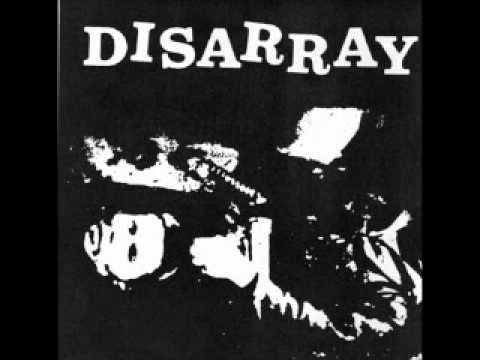 Disarray - Self Title (FULL EP) 1984 - YouTube