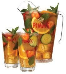 Pimms No 1 - I wonder if there's a No 2?