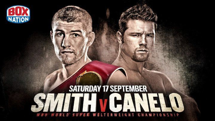 Canelo Alvarez vs. Liam Smith to take place at AT&T Stadium in September
