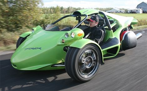 T Rex Motorcycle | The T-REX | Motorcycle | Car