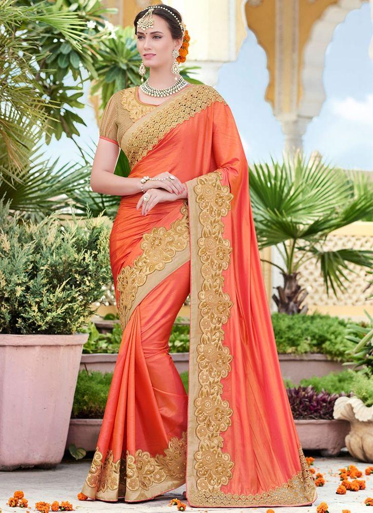 Buy Graceful Silk Classic Designer Saree #sarees #saree #sari #designersaree #sareebuzzlove #sareebuzz #weddingsarees #weddingfashion