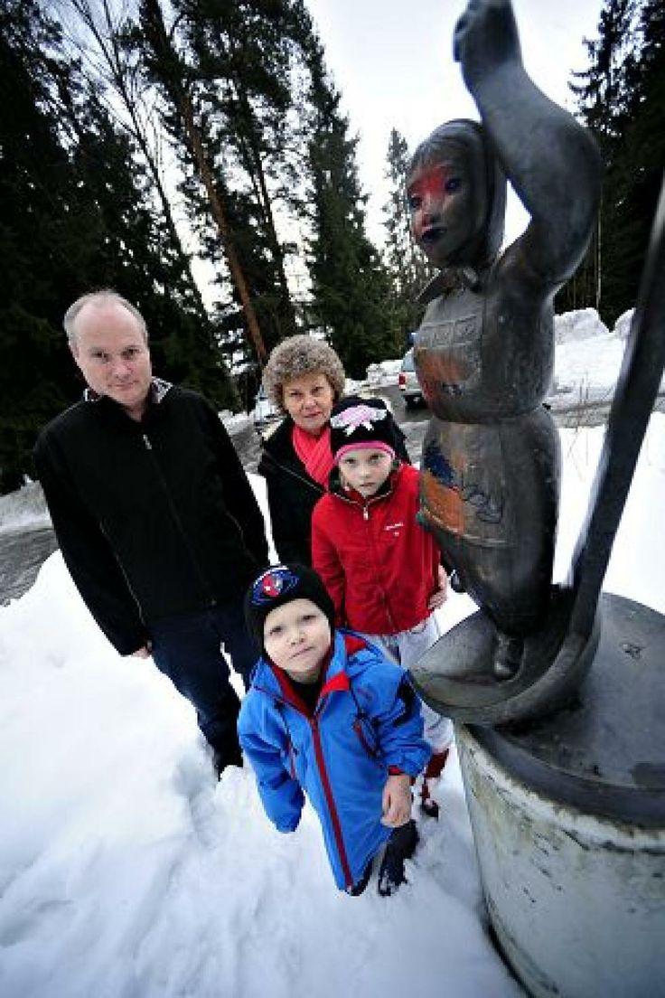 Hun slåss for Teskjekjerringa - Ski - Østlandets Blad