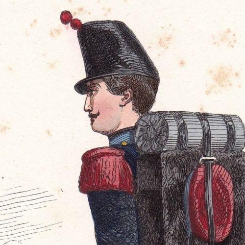 Ecole-Militaire-Saint-Cyr-Coetquidan-Armee-Francaise-Napoleon-Bonaparte-Empire