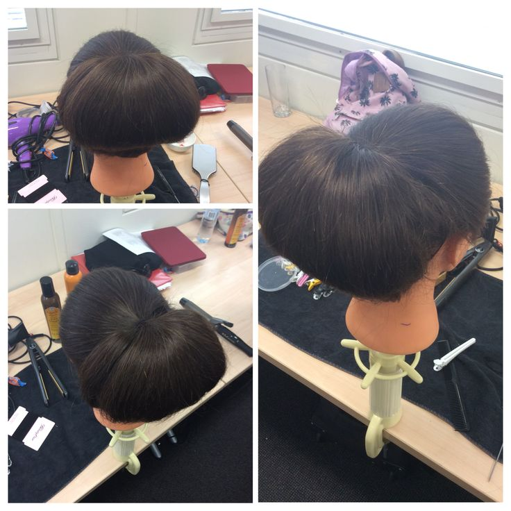 session 5 Chignon