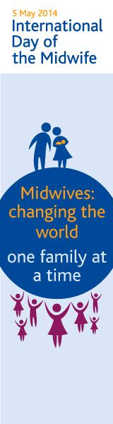International Day of the Midwife 2014
